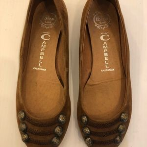 Flat Campbell California shoes
